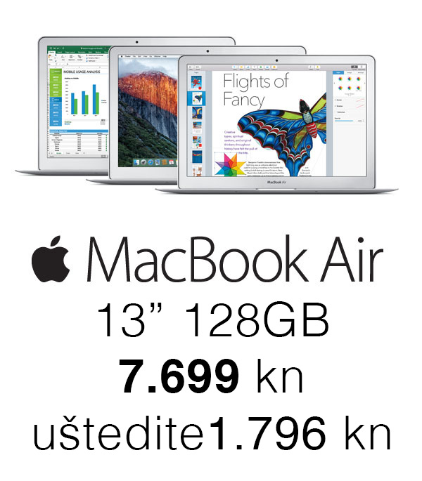 MacBook popust akcija jeftino
