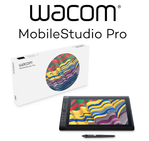 Wacom MobileStudio Pro Windows tablet računalo