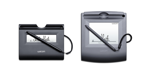 Wacom tableti za digitalni potpis
